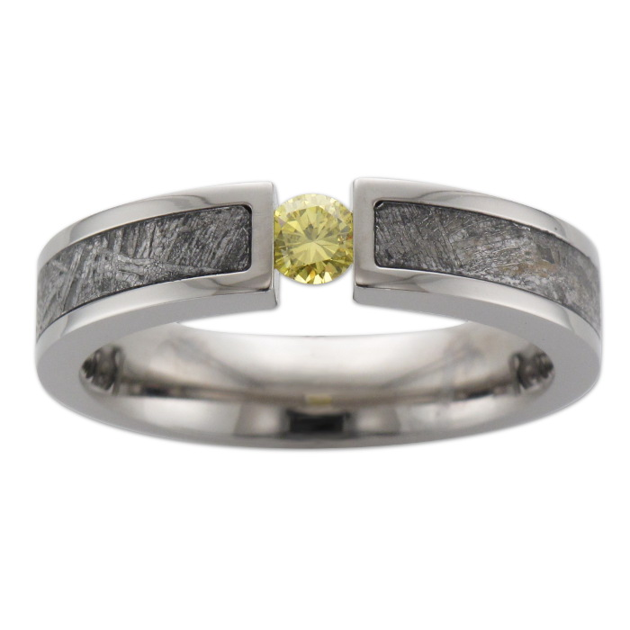 Diamond Wedding Band by Lashbrook Designs