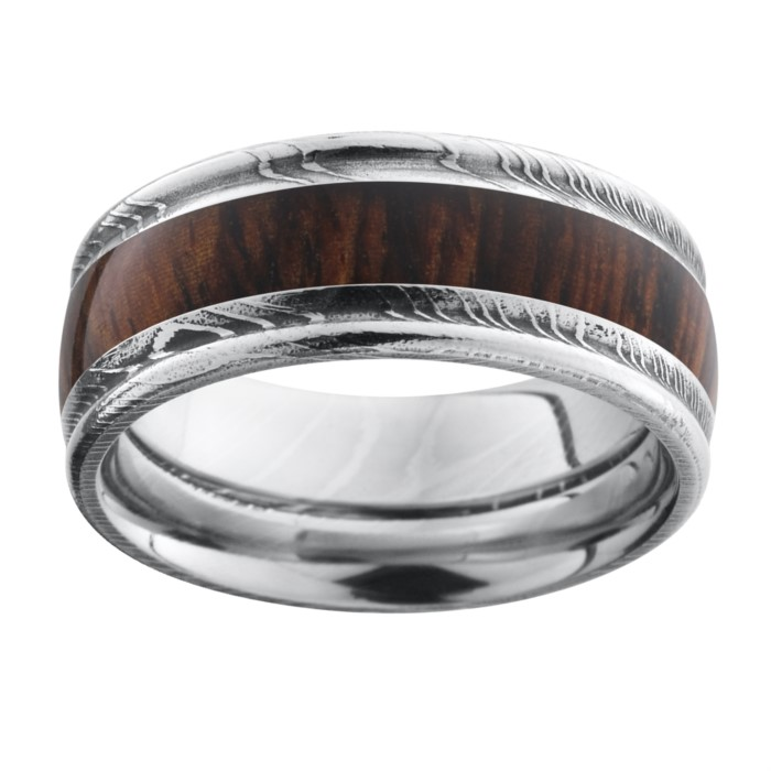 Wedding Band by Lashbrook Designs